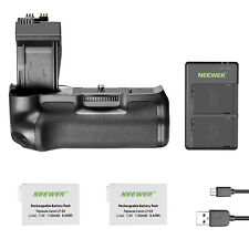 Neewer Battery Grip with Battery and Charger for Canon EOS 550D 600D 650D 700D