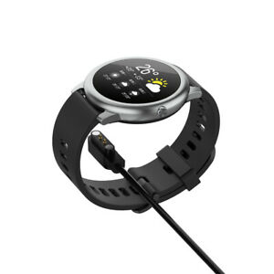 Charging Cable Smart Watch USB Charger for Haylou Solar LS05 For Ticwatch GTX