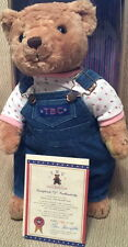 Herrington Teddy Bear Club 1998 HANNAH HERRINGTON Jumbo Plush w/COA NEW in Box!