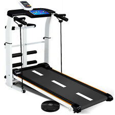 Folding Electric Treadmill Small Household Incline Running Home Gym Fitness Mach