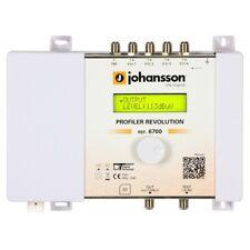 More details for johansson 6700 programmable terrestrial filter amplifier 5 inputs 4g 5g lte
