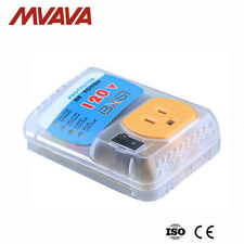 Home Appliance Surge Protector Voltage Brownout Outlet US Plug Up To 2400 WATTS