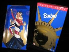 Barbie Statue of Liberty FAO Schwarz Limited Edition 1995