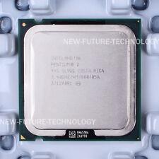 SL9QB SL9QQ- Intel Pentium D 945 3.4 GHz 800 MHz LGA 775 CPU US free shipping