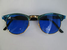 Retro Sunglasses 60s Style Blue Glasses Vintage 50s 50 60 Fifties New Style