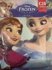 Frozen 2 Single Reversible BedSet Duvet Cover + Pillowcase - Brand New - Next