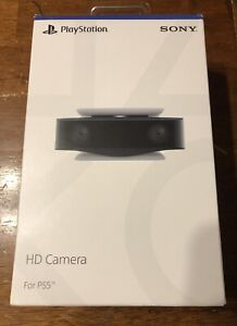 Sony HD Camera for PlayStation 5 - White/Black - FREE SHIPPING