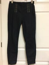 GUESS Women's Jeans, Size 30, Gold Accents, Laces, Push Up Technology, NEW, NICE