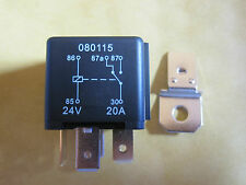5 Pin 24v 30A Changeover Relay