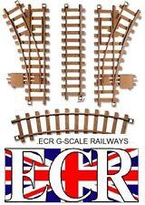 Rails pour modélisme ferroviaire à l'échelle G