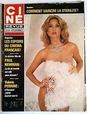 Ciné Télé Revue 27/9/1979; Paul Newman/ Valerie Perrine/ Romy Schneider/ Lanza M