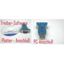 USB-Adapter u.a. für HobbyCut-Plotter EH-Serie