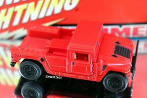 2001 Johnny Lightning Hummer 1998 Civilian 2-Door Pickup