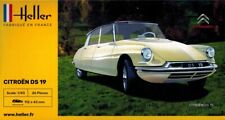 Heller 80162 -  Cirtoen DS 19 - Citroën - 1:43