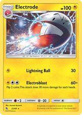 Electrode 22/68 - Rare Pokemon Card - Hidden Fates Set (2019) - NM