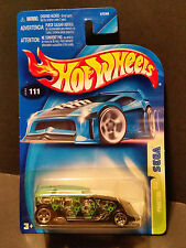 2003 Hot Wheels #111 SEGA 2/5 - Phaeton - House of the Dead - 57248