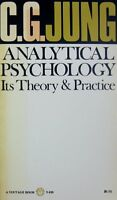 Analytical Psychology-Its Theory and Practice
