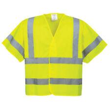 Abrigos y chaquetas de hombre Portwest color principal amarillo