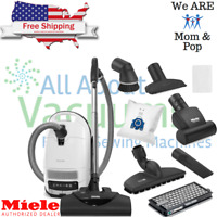 Miele Cat and Dog C3 Complete Canister Vacuum Cleaner