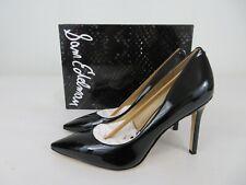 Sam Edelman Hazel Black Patent Leather High Heel Pumps Women's Size 7M Stiletto