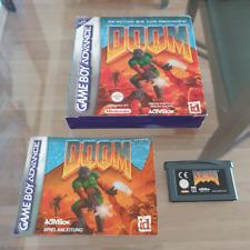 Doom (Nintendo Game Boy Advance, 2001) [CiB] [Mit Verpackung / Anleitung]