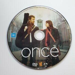 Once   DVD   Glen Hansard, Markéta Irglová   2007   Musical   *Unoriginal Case*