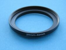 39mm to 46mm Step Up Step-Up Ring Camera Filter Adapter Ring 39-46mm