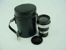 Kinoptik 100mm F/2 Apochromat Alpa Paris Lens - Rare