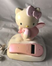 HELLO KITTY ANGEL KT2010 Telephone Phone Landline with Caller ID Light Up Wings