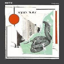 Strange Peace (MC) von Metz (2017)