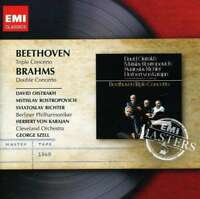 Herbert Von Karajan - Beethoven : Triple Concerto Neuf CD
