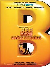 Locandina Piegato 120x160cm Bee Movie - Divertente Ape 2007 Smith Anime Nuovo