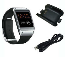 Charging Cradle Charger Dock + Cable for Samsung Galaxy Gear Smart Watch SM-V700