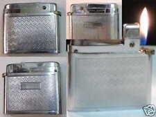 Briquet Ancien - Silver Match Compound - Vintage Lighter Feuerzeug Accendino