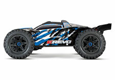 Traxxas E-Revo 86086-4 2.0 VXL Brushless 4WD BLUE/BLACK Available NOW