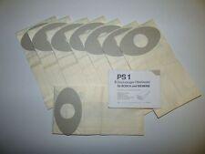 8 Sacchetto per aspirapolvere ps1 F. BOSCH bs10 Siemens SUPER VS 20 24 - 29 62 72 205 2000