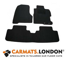 Honda Civic Type R EP3 2000 - 2005 Tailored Car Floor Mats, Complete Fitted Set