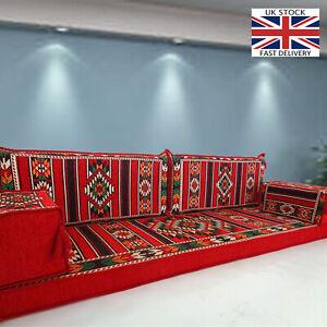 ARABIC Majlis Sofa Set | MODULAR Sofa | CAMPING Sofa Bed | Spirit Home Interiors