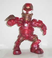 VERY RARE TOY MEXICAN FIGURE HOMER SIMPSON PARODY IRON MAN AVENGERS 7 INCHES