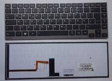 Tastatur TOSHIBA Portege R700-184 R700-18P R700-19H R830-1GZ Keyboard backlit