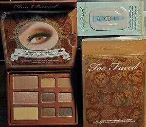 Too Faced NATURAL AT NIGHT Eyeshadow Palette NIB