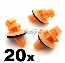 20x Lower Side Moulding Clips & Wheel Arch Trim Clips Toyota Land Cruiser Prado
