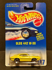 1991 Hot Wheels #267 : Olds 442 W-30 - 12360