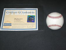 1986 NEW YORK METS WORLD CHAMPION (31) TEAM SIGNED AUTOGRAPHED ONL STEINER #4/10