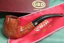 More details for beautifully grained new boxed & sleeved gbd minaret 1/2 bent brandy 508, london