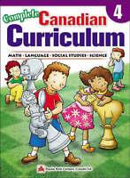 (Good)-Complete Canadian Curriculum: Grade 4 (Paperback)-Popular Book Company (C