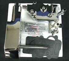 New Ultima Chrome Oil Pump 1992-1999 Harley Evolution Big Twin EVO Motor Engine