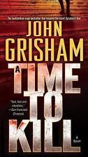 A Time to Kill: A Novel, John Grisham, 0440245915, Book, Acceptable