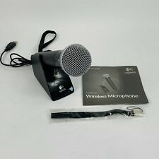 LOGITECH Wireless VANTAGE Handheld Microphone and Receiver A-R0001 881-000043