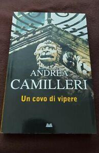 """Andrea camilleri  """" Un covo di vipere """""""